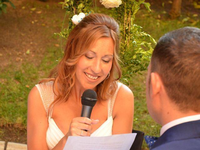 La boda de Miguel y Carol en L' Hospitalet De Llobregat, Barcelona 79