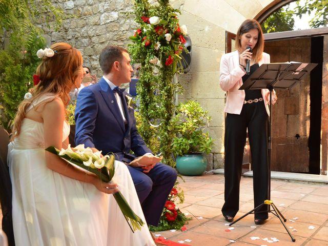 La boda de Miguel y Carol en L' Hospitalet De Llobregat, Barcelona 83