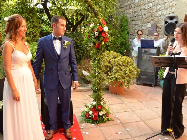 La boda de Miguel y Carol en L' Hospitalet De Llobregat, Barcelona 89