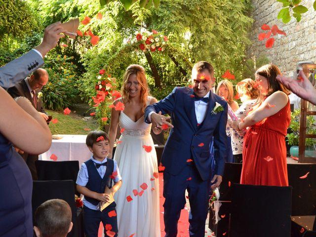 La boda de Miguel y Carol en L' Hospitalet De Llobregat, Barcelona 91