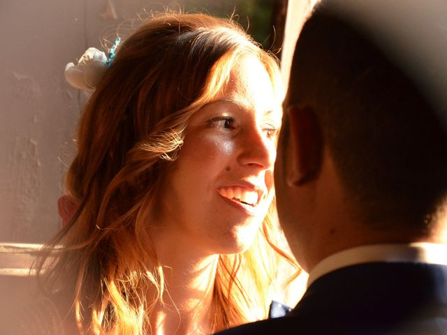La boda de Miguel y Carol en L' Hospitalet De Llobregat, Barcelona 96