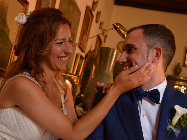 La boda de Miguel y Carol en L' Hospitalet De Llobregat, Barcelona 104