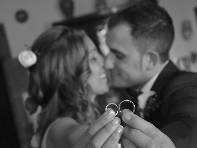 La boda de Miguel y Carol en L' Hospitalet De Llobregat, Barcelona 108