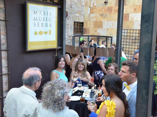 La boda de Miguel y Carol en L' Hospitalet De Llobregat, Barcelona 120