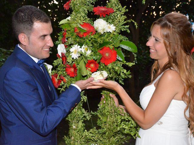 La boda de Miguel y Carol en L' Hospitalet De Llobregat, Barcelona 127