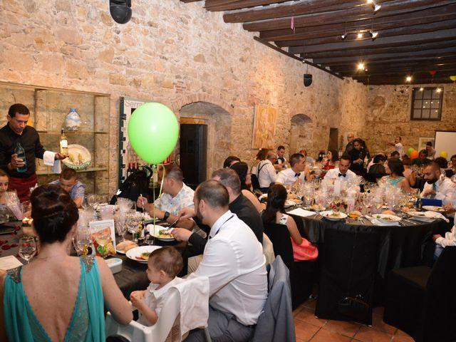 La boda de Miguel y Carol en L' Hospitalet De Llobregat, Barcelona 133