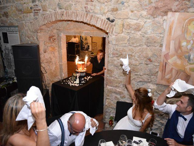 La boda de Miguel y Carol en L' Hospitalet De Llobregat, Barcelona 139