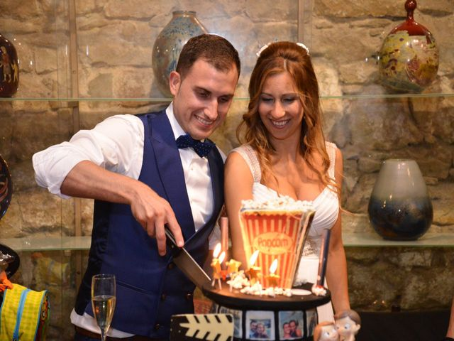 La boda de Miguel y Carol en L' Hospitalet De Llobregat, Barcelona 141