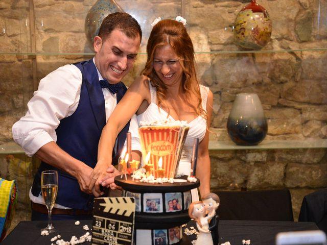 La boda de Miguel y Carol en L' Hospitalet De Llobregat, Barcelona 142