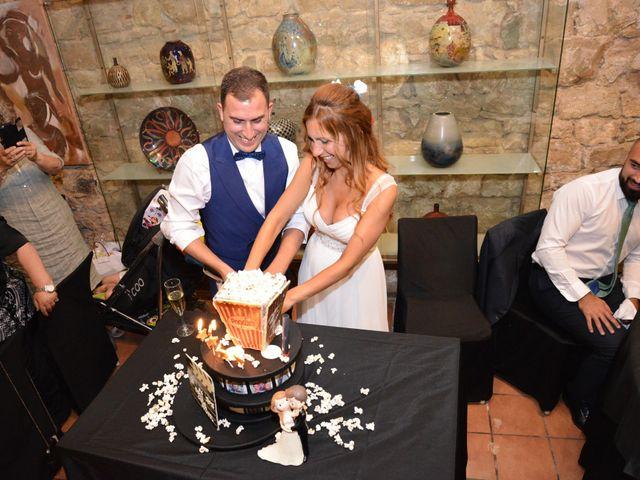 La boda de Miguel y Carol en L' Hospitalet De Llobregat, Barcelona 143