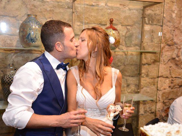 La boda de Miguel y Carol en L' Hospitalet De Llobregat, Barcelona 144