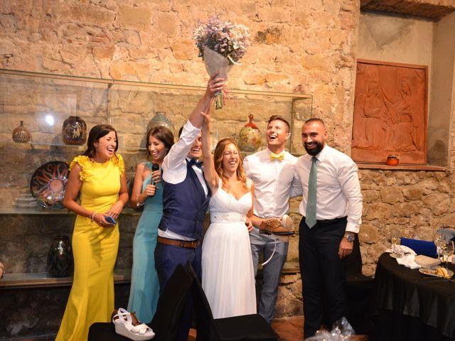 La boda de Miguel y Carol en L' Hospitalet De Llobregat, Barcelona 147