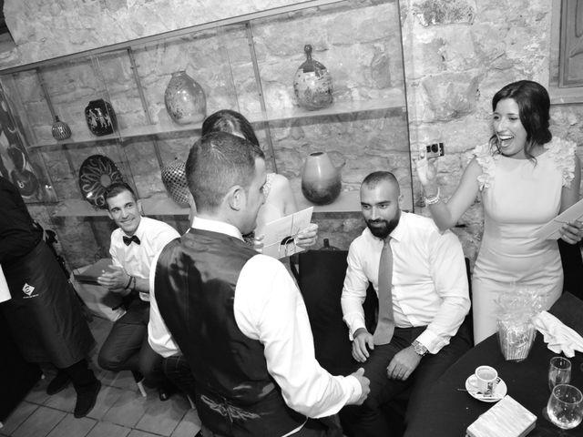 La boda de Miguel y Carol en L' Hospitalet De Llobregat, Barcelona 153