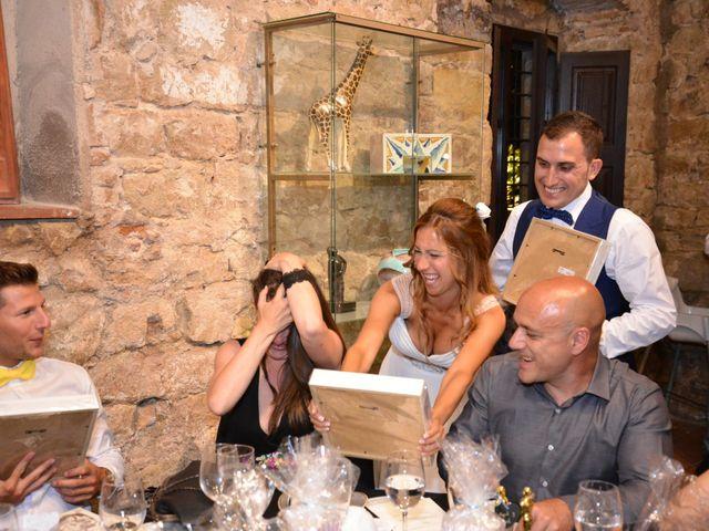 La boda de Miguel y Carol en L' Hospitalet De Llobregat, Barcelona 155