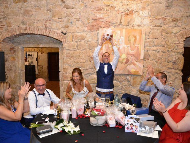 La boda de Miguel y Carol en L' Hospitalet De Llobregat, Barcelona 156