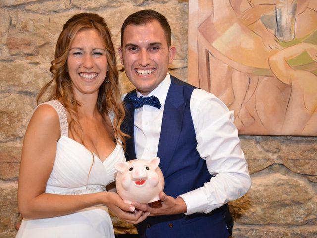 La boda de Miguel y Carol en L' Hospitalet De Llobregat, Barcelona 157