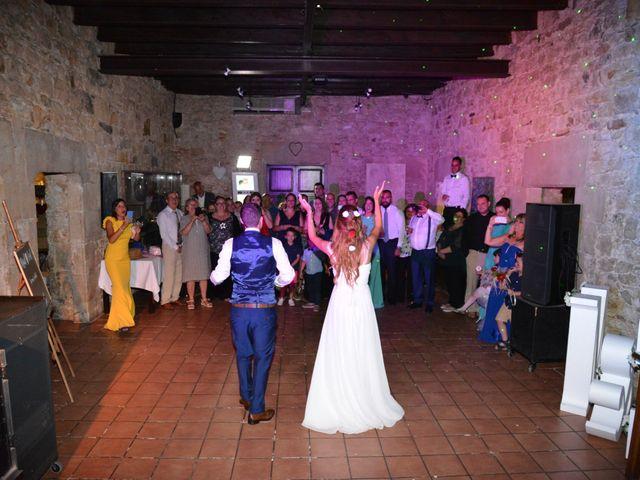 La boda de Miguel y Carol en L' Hospitalet De Llobregat, Barcelona 162