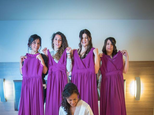 La boda de Daniel y Haja en El Bruc, Barcelona 6