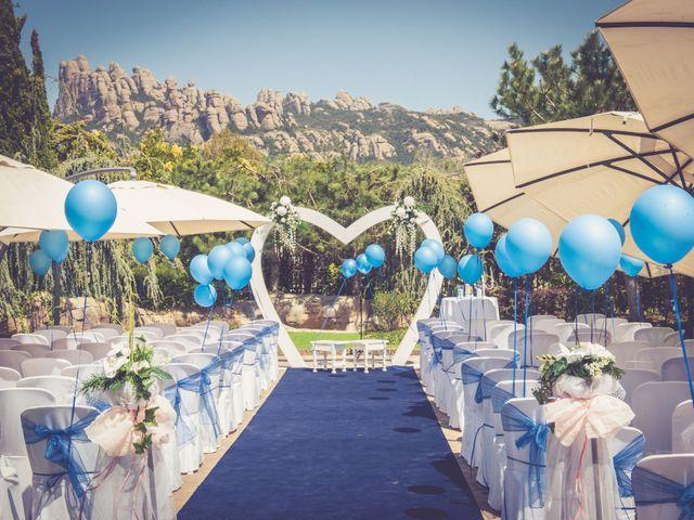 La boda de Daniel y Haja en El Bruc, Barcelona 10