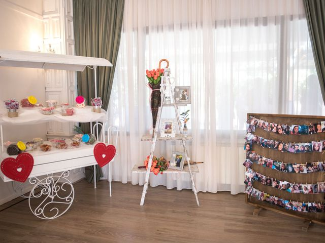 La boda de Daniel y Haja en El Bruc, Barcelona 12