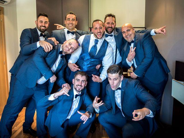 La boda de Daniel y Haja en El Bruc, Barcelona 13