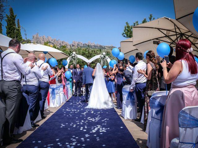 La boda de Daniel y Haja en El Bruc, Barcelona 14