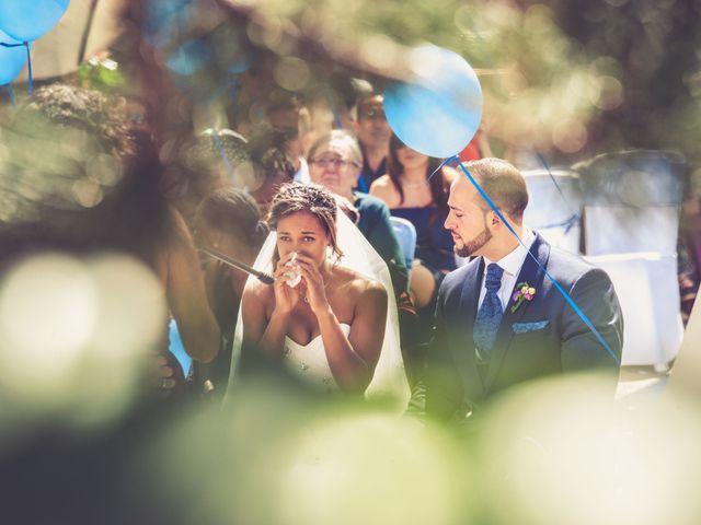 La boda de Daniel y Haja en El Bruc, Barcelona 19