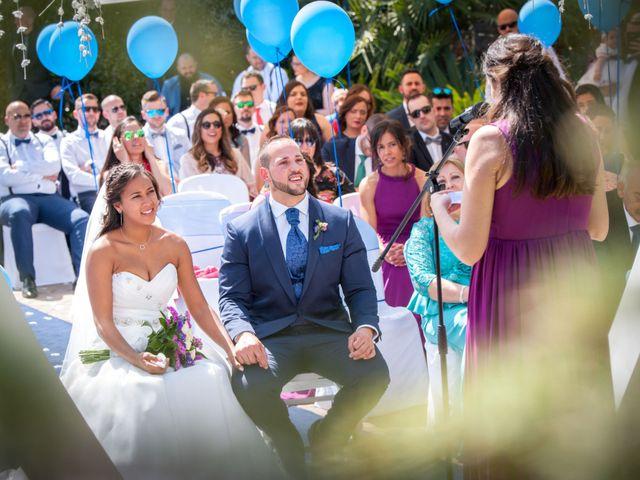 La boda de Daniel y Haja en El Bruc, Barcelona 20
