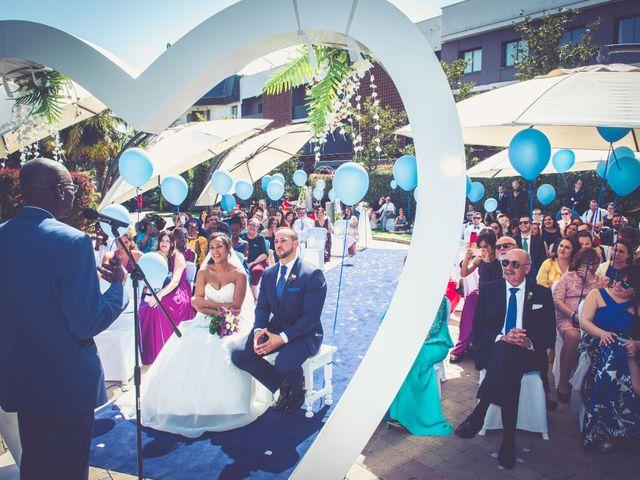 La boda de Daniel y Haja en El Bruc, Barcelona 21
