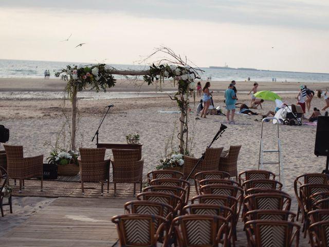 La boda de Carl y Nuria en Cádiz, Cádiz 36