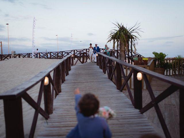 La boda de Carl y Nuria en Cádiz, Cádiz 49