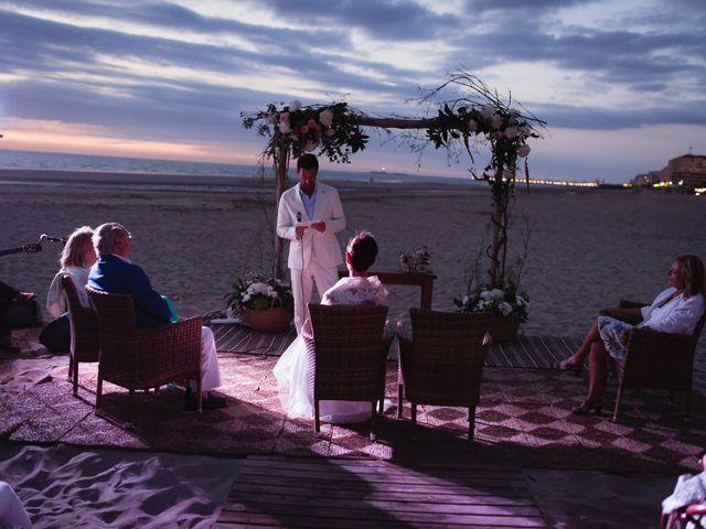 La boda de Carl y Nuria en Cádiz, Cádiz 46