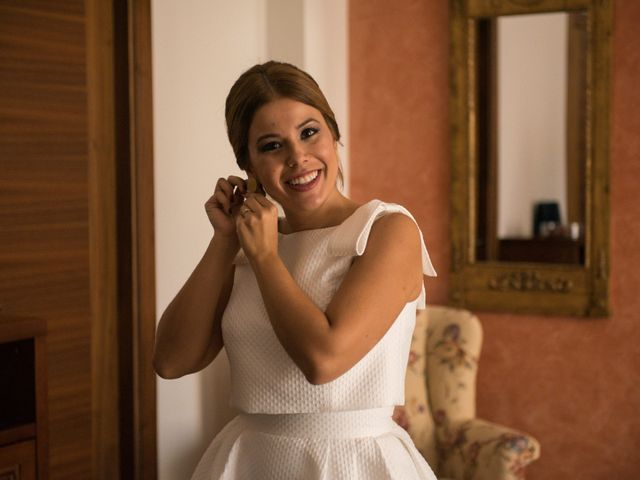 La boda de Javier y Maria en Alzira, Valencia 35