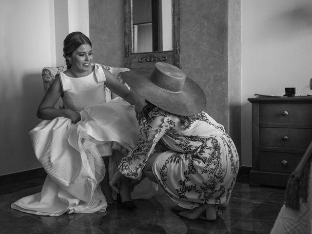 La boda de Javier y Maria en Alzira, Valencia 36
