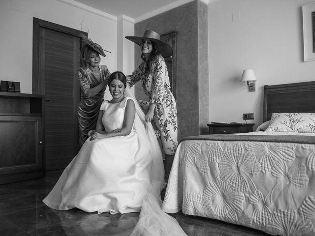 La boda de Javier y Maria en Alzira, Valencia 43