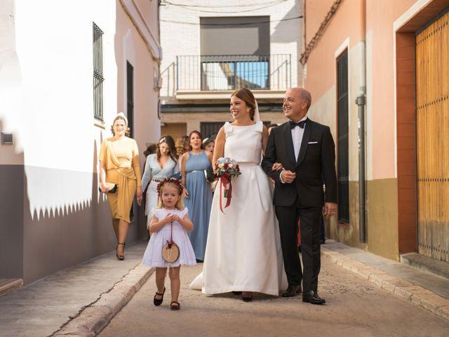 La boda de Javier y Maria en Alzira, Valencia 48