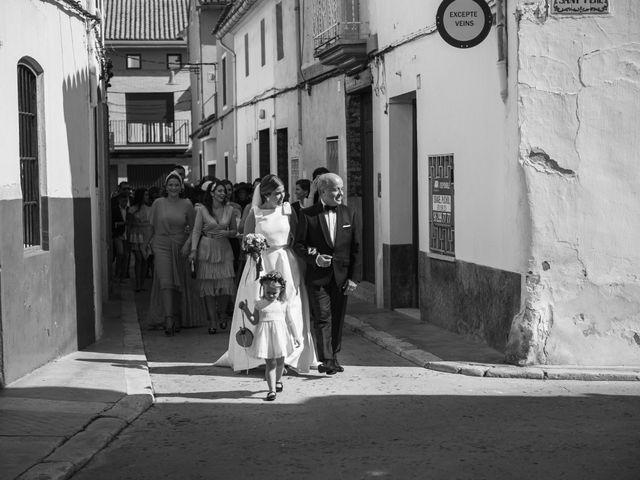 La boda de Javier y Maria en Alzira, Valencia 49