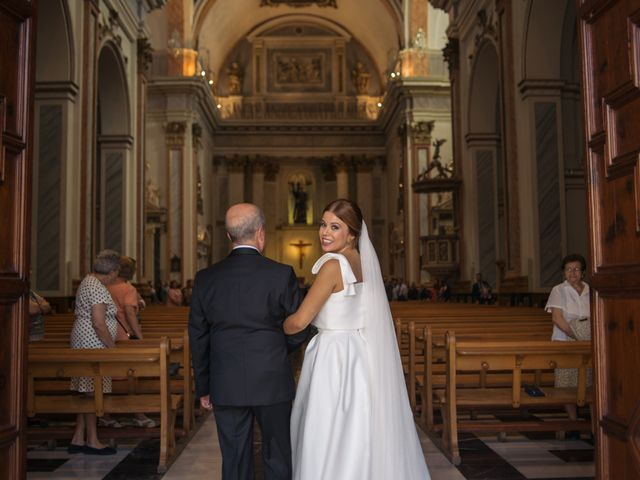 La boda de Javier y Maria en Alzira, Valencia 51