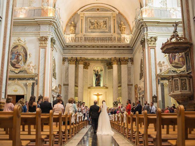 La boda de Javier y Maria en Alzira, Valencia 53