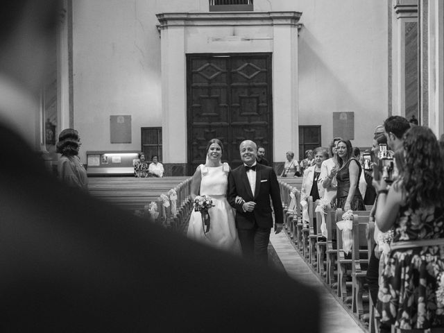 La boda de Javier y Maria en Alzira, Valencia 54