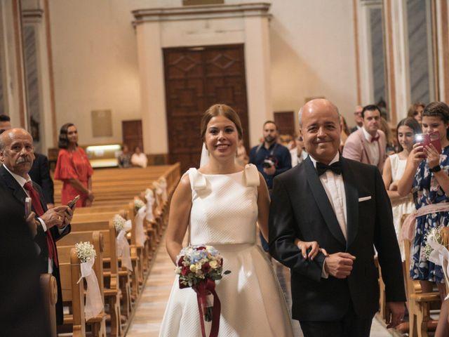 La boda de Javier y Maria en Alzira, Valencia 55