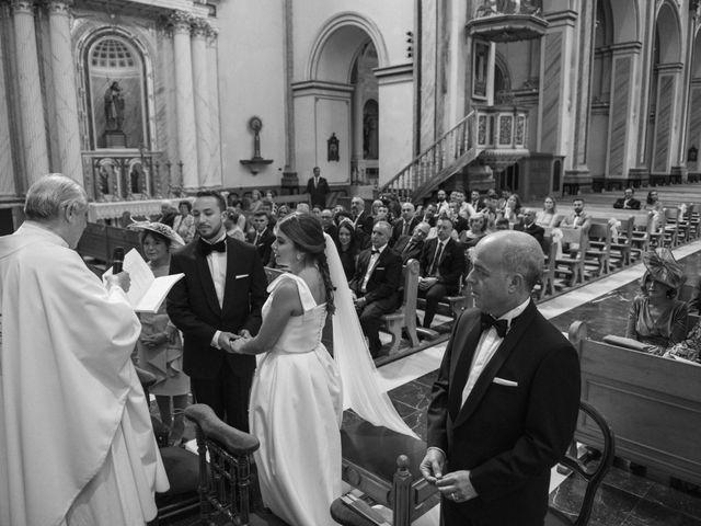 La boda de Javier y Maria en Alzira, Valencia 58
