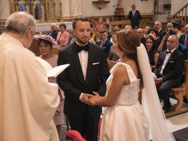 La boda de Javier y Maria en Alzira, Valencia 59