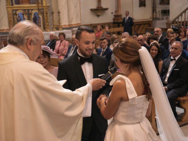 La boda de Javier y Maria en Alzira, Valencia 61