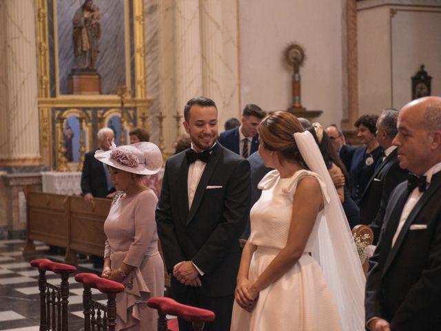 La boda de Javier y Maria en Alzira, Valencia 65