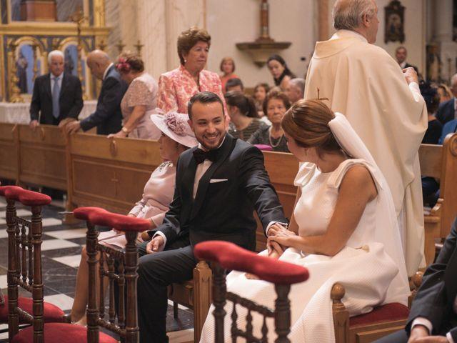 La boda de Javier y Maria en Alzira, Valencia 66