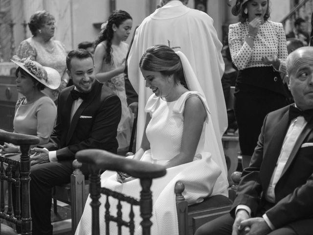 La boda de Javier y Maria en Alzira, Valencia 67
