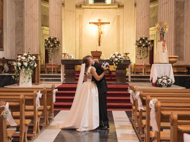 La boda de Javier y Maria en Alzira, Valencia 68