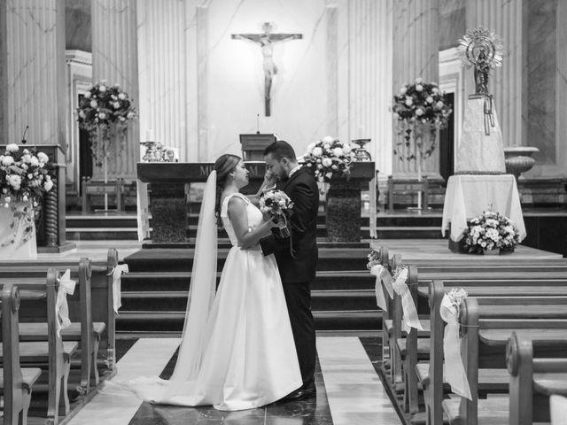 La boda de Javier y Maria en Alzira, Valencia 69
