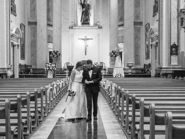 La boda de Javier y Maria en Alzira, Valencia 70
